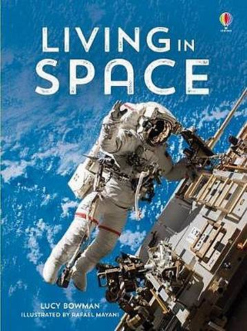 Living in Space - Lucy Bowman - 9781474921831