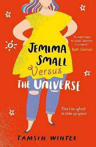 Jemima Small Versus the Universe - Tamsin Winter - 9781474927284