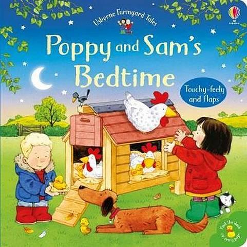 Poppy And Sam's Bedtime - Sam Taplin - 9781474941068