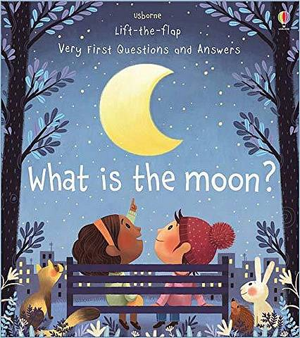 What is the Moon? - Katie Daynes - 9781474948210