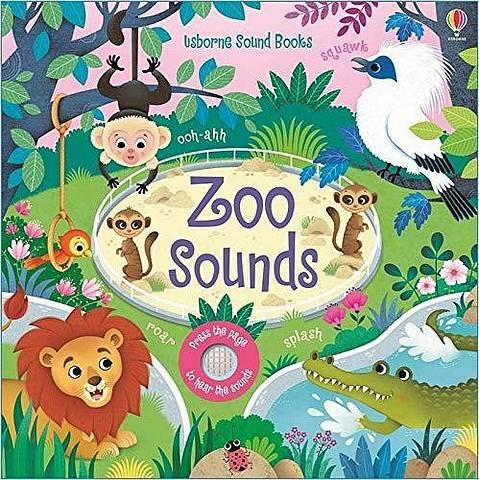 Zoo Sounds - Sam Taplin - 9781474948500