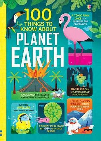 100 Things to Know About Planet Earth - Federico Mariani - 9781474950626