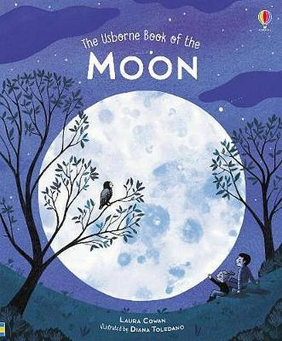 The Usborne Book of the Moon - Laura Cowan - 9781474950848