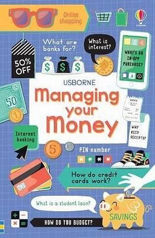 Managing Your Money - Jane Bingham - 9781474951265