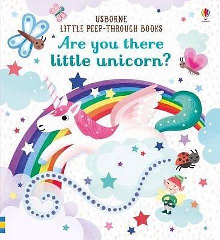 Are you there little unicorn? - Sam Taplin - 9781474952521