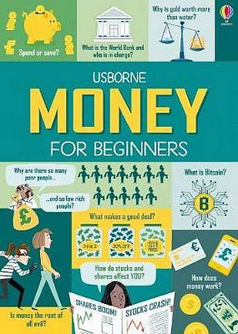 Money for Beginners - Eddie Reynolds - 9781474958233
