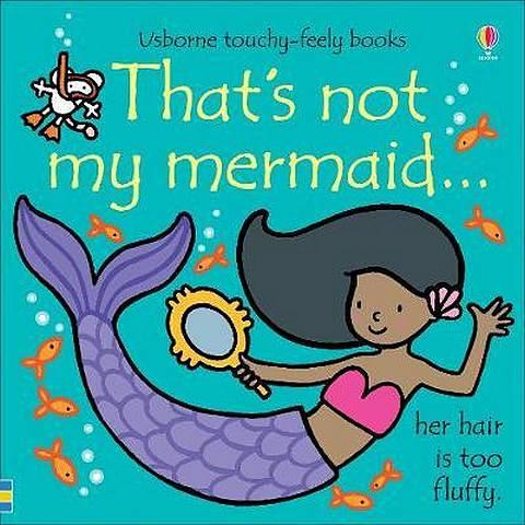 That's not my mermaid... - Fiona Watt - 9781474959025