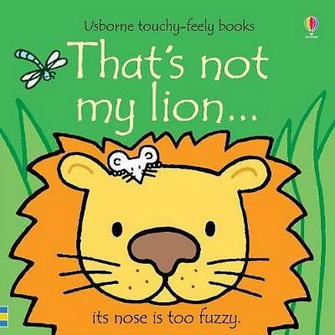 That's not my lion... - Fiona Watt - 9781474959032