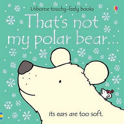 That's not my polar bear... - Fiona Watt - 9781474959049