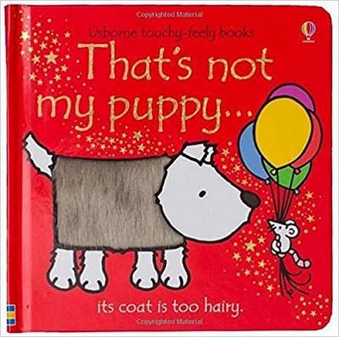That's not my puppy... - Fiona Watt - 9781474959063