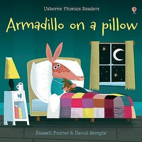 Armadillo on a Pillow - Russell Punter - 9781474959476