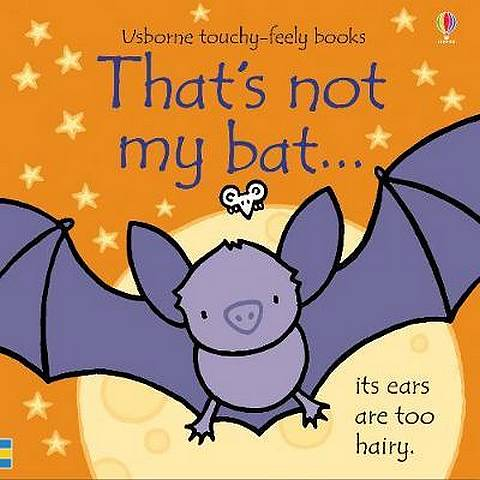That's not my bat... - Fiona Watt - 9781474964418