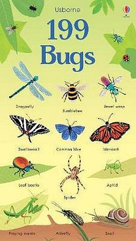 199 Bugs - Hannah Watson - 9781474965200