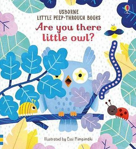 Are You There Little Owl? - Sam Taplin - 9781474966863