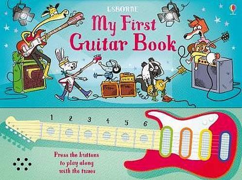 My First Guitar Book - Sam Taplin - 9781474967587