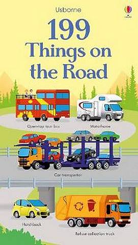 199 Things on the Road - Jessica Greenwell - 9781474968119