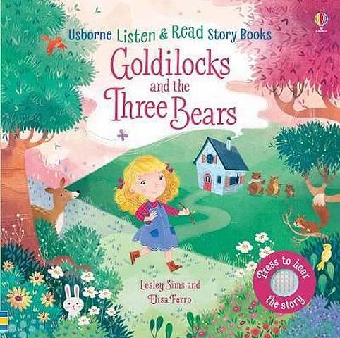 Goldilocks and the Three Bears - Lesley Sims - 9781474969574