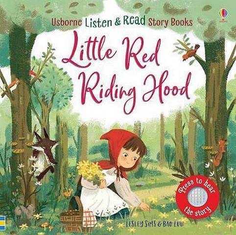 Little Red Riding Hood - Lesley Sims - 9781474969581