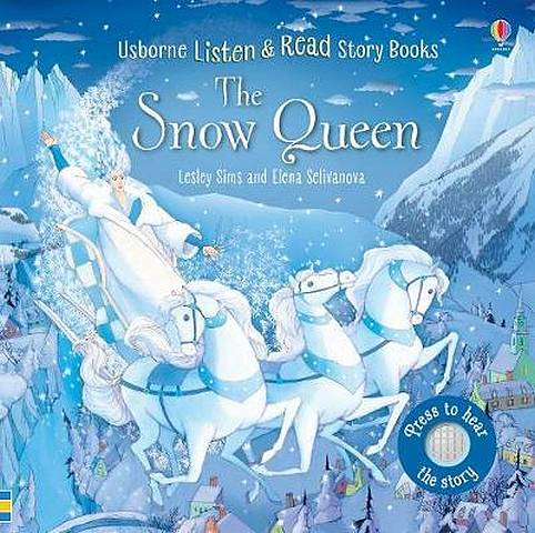 The Snow Queen - Lesley Sims - 9781474969604