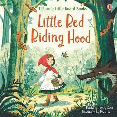 Little Red Riding Hood - Lesley Sims - 9781474969635