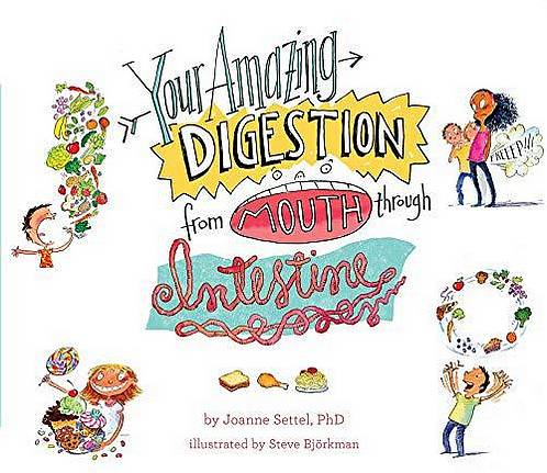 Your Amazing Digestion from Mouth through Intestine - Joanne Settel - 9781481486880