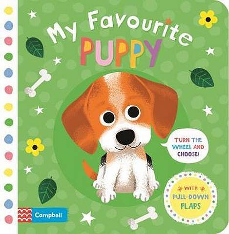 My Favourite Puppy - Campbell Books - 9781509898060