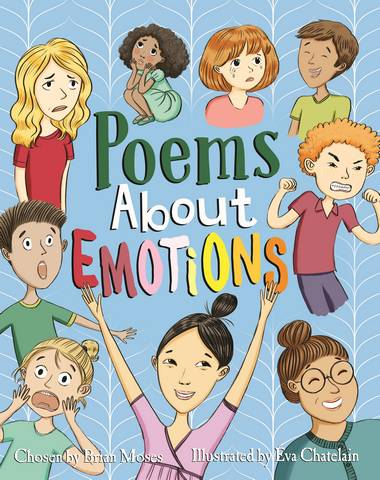 Poems About Emotions - Brian Moses - 9781526303080