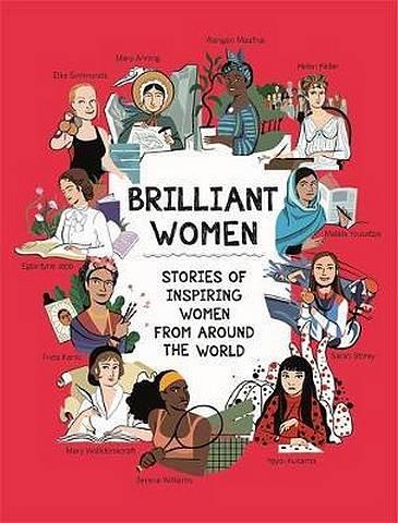Brilliant Women - Georgia Amson-Bradshaw - 9781526312112