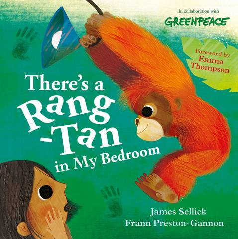 There's a Rang-Tan in My Bedroom - James Sellick - 9781526362087