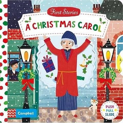A Christmas Carol - Jean Claude - 9781529003826