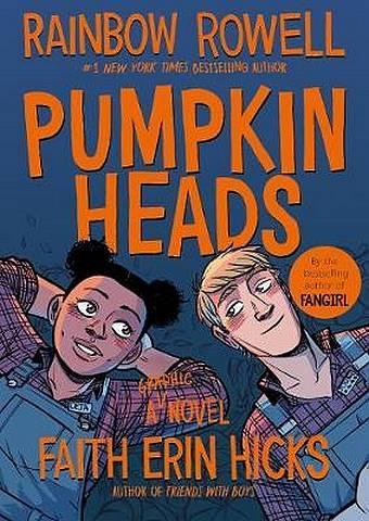 Pumpkinheads - Rainbow Rowell - 9781529008630
