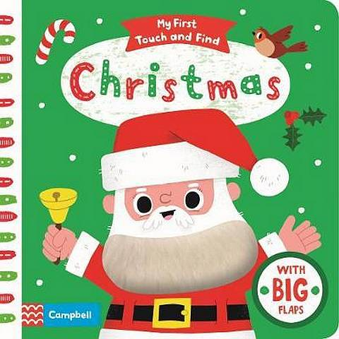 Christmas - Campbell Books - 9781529012880