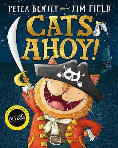 Cats Ahoy! - Peter Bently - 9781529016079