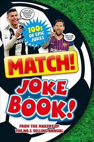 Match! Joke Book - Match - 9781529026672