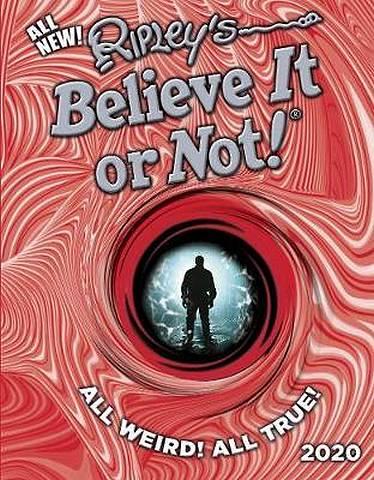 Ripley's Believe It or Not! 2020 - Ripley - 9781529124385