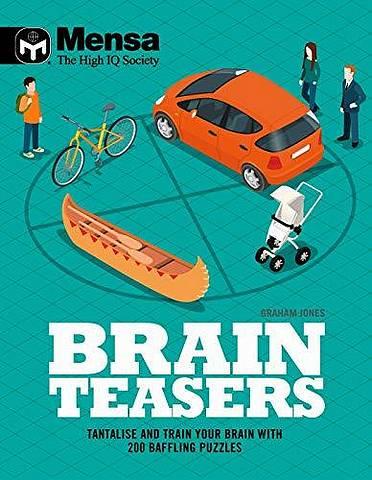 Mensa: Brain Teasers - Mensa - 9781780979168