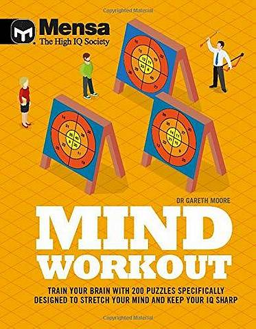Mensa: Mind Workout - Mensa - 9781780979182