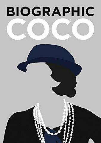 Coco: Great Lives in Graphic Form - Sophie Collins - 9781781453124