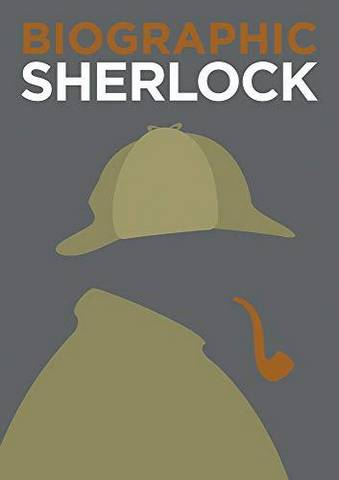 Biographic: Sherlock: Great Lives in Graphic Form - Viv Croot - 9781781453148