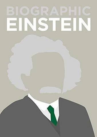 Biographic: Einstein: Great Lives in Graphic Form - Brian Clegg - 9781781453339