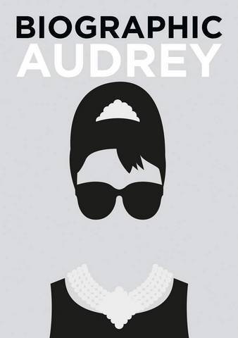 Biographic: Audrey: Great Lives in Graphic Form - Sophie Collins - 9781781453711