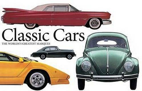 Classic Cars: The World's Greatest Marques - Richard Gunn - 9781782749165