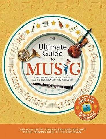 The Ultimate Guide to Music - Joe Fullman - 9781783124718