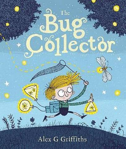 The Bug Collector - Alex Griffiths - 9781783447688
