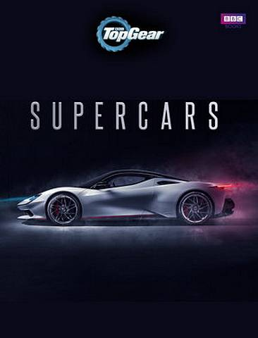 Top Gear Ultimate Supercars - Jason Barlow - 9781785944819