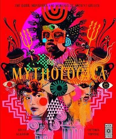 Mythologica: An encyclopedia of gods
