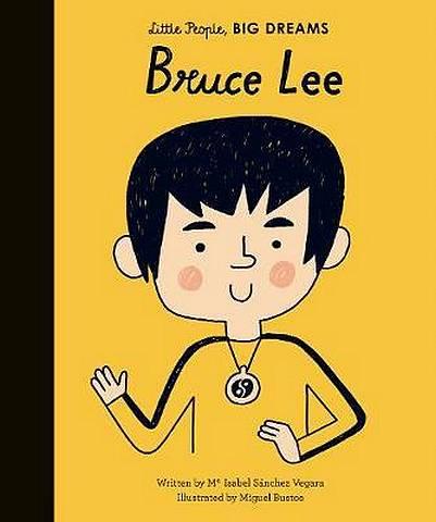 Bruce Lee - Isabel Sanchez Vegara - 9781786033352