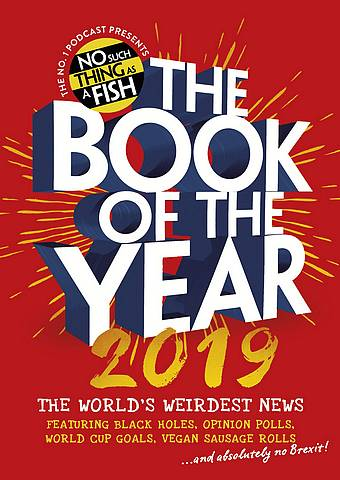 The Book of the Year 2019 - No Such Thing As A Fish - 9781786332011