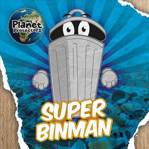Super Binman - Holly Duhig - 9781786376503