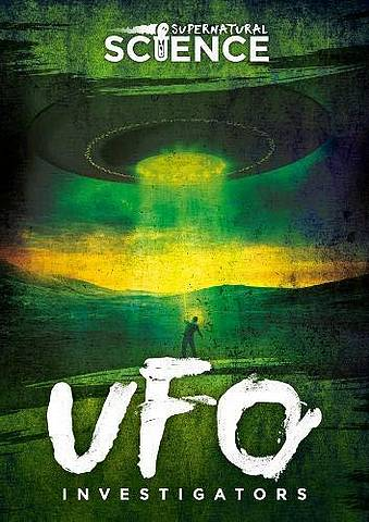 UFO Investigators - Madeline Tyler - 9781786376626